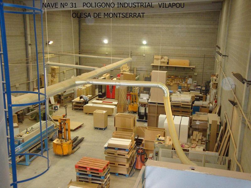 Industrias de la madera rolf s l expositores de madera for Muebles industria